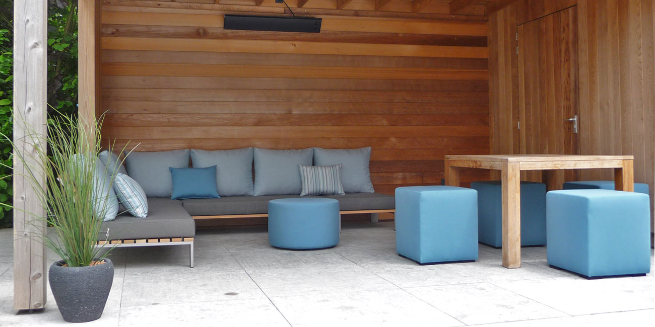Loungepatio, tuinset, Sittingimage Lounge