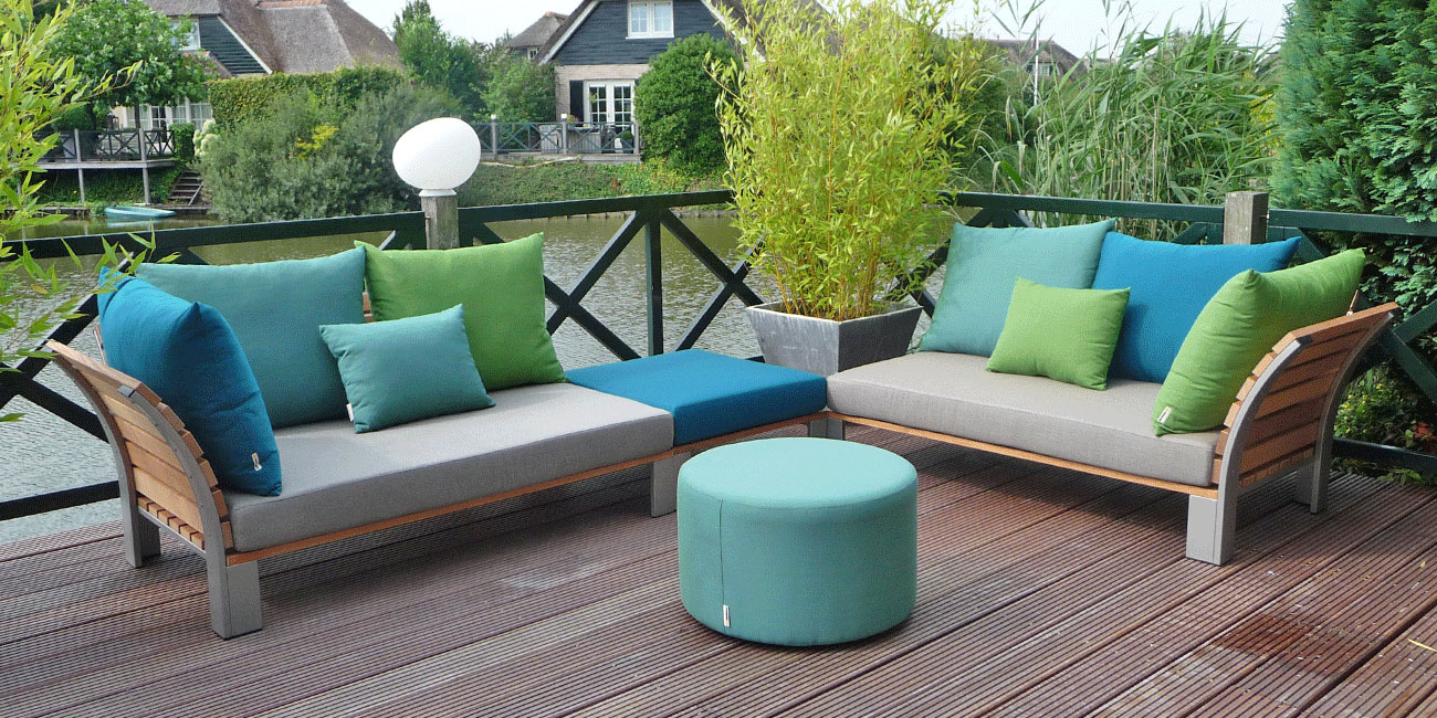 Loungehoek, terrasmeubel, Sittingimage Lounge