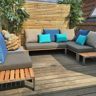 Dakterras, lounge, Sittingimage.com