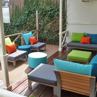 Loungeset, terrasmeubel, Sittingimage