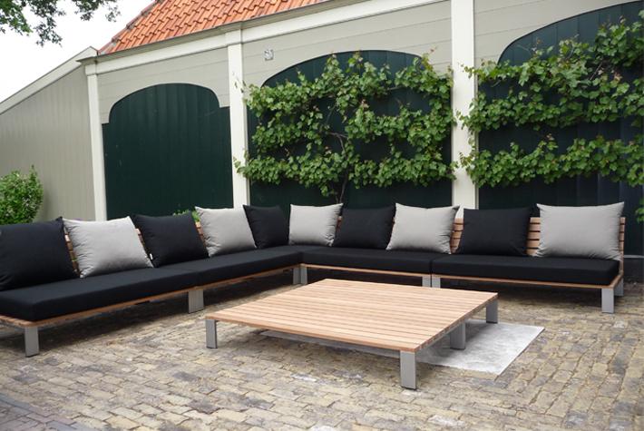 Sittingimage tuinmeubilair loungeset - Ontwerp terrasmeubelen ...