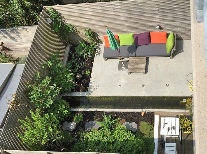 Loungebank buiten outlet - Eigentijdse tuinmeubilair ...