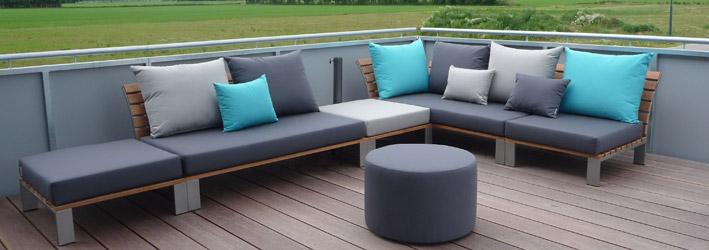 Sittingimage luxe tuinmeubelen - Loungeset balkon ...