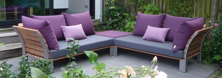Sittingimage luxe tuinmeubelen - Eigentijdse design lounge ...