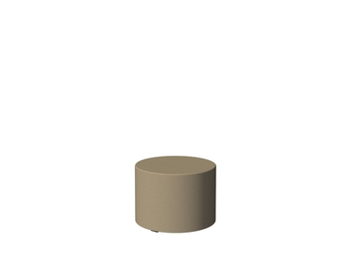 Sittingimage Pouf 50 Solids SI Solids Taupe - afb. 1