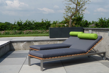 Cushion Sunlounger - afb. 3